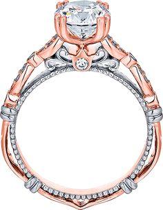 Shop Verragio PARISIAN-100 Engagement rings | Medawar Jewelers