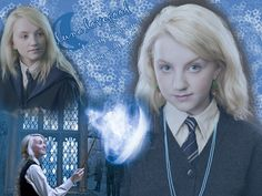 If I'm going to be in Ravenclaw, at least there are awesome people like Luna as allumni.