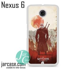 The Witcher 3 Phone case for Nexus 4/5/6