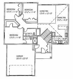 """""""The Mulberry"""" Progressive Builders Popular Floor Plans"""