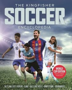 Cover image for The Kingfisher soccer encyclopedia