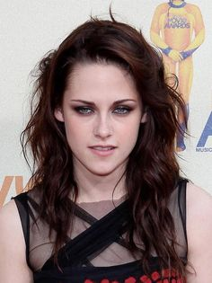 Celebrity Lookbooks: Kristen Stewart at 2009 MTV Movie Awards, LA