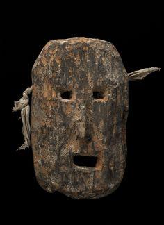 Masks Nepal, Early 20th C....