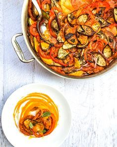 So so easy to make a classic french dish this easy ratatouille so so easy to make a classic french dish this easy ratatouille recipe is perfect with summer vegetables but also comforting in winter http forumfinder Images