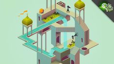 Monument Valley: Impossible Geometry in a Beautiful World