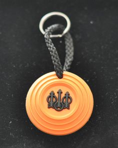 Beretta  DT11 Sporting Clay Keychain Clay by OnTargetJewelry