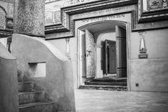 Łańcut - synagoga  tak na oko...: obrazki krajoznawcze - cz.2...
