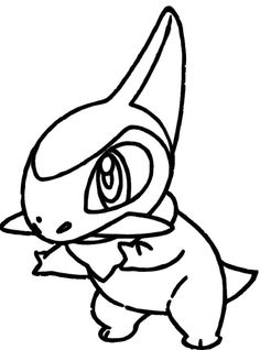 New Pokemon Coloring Pages x and y