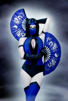 How bout this one babe?  female mortal kombat cosplay | Mortal Kombat