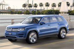 VW CrossBlue (2013)