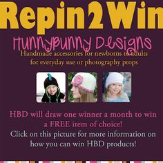 One winner on the first of every month will receive a product of choice!  Click to read the details! #repintowin #pintowin  #giveaway