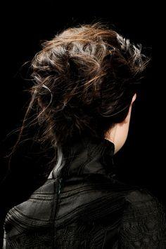 Hair Up in Rough Seas......k