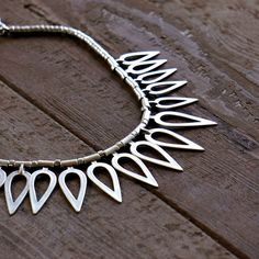 dahna-silver-statement-necklace