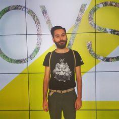 Andrea Manzoni, OVSPEOPLE in carica ospite al primo OVSPEOPLEDAY nello strore OVS in EXPO Milano 2015