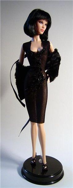 Joan Jett Barbie Redressed