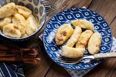Kluski leniwe Mashed Potatoes, Cauliflower, Shrimp, Gluten, Meat, Vegetables, Ethnic Recipes, Food, Drink