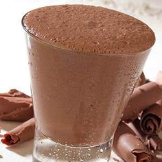 Atkins Chocolate Slushies. Only 2g Net carbs. Perfect at a barbeque or by the pool.