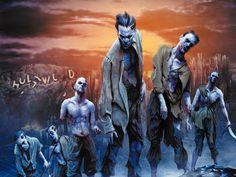 zombie apocalipse #1