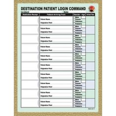 Destination Login Replacement Pad