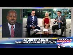 'PRAY for them!' – Ben Carson responds to childish 'hate-filled' GQ article » The Right Scoop -