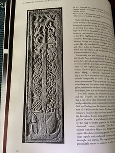 Graveslab of Muchardus MacDuffie of Colonsay . Swords, Renaissance, Scotland, Medieval, School, Design, Mid Century, Sword