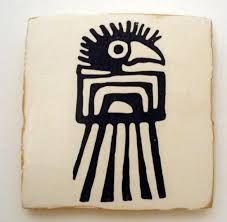 Just an idea Arte Tribal, Tribal Art, American Symbols, Native American Art, Kunst Der Aborigines, Native Design, Mexican Art, Aboriginal Art, Native Art