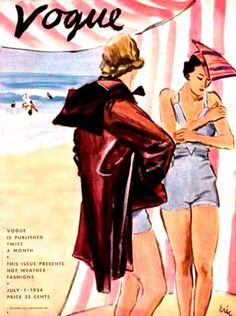 Vogue (1934)  By  Carl Erickson, Eric