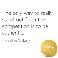 Be authentic! #lifecoach #lifecoaching #businesscoach #businesscoaching #chicagocoaching #entrepreneurship #successful #quote #entrepreneur #successstory #successfulwomen #successtips #successdriven #mindbodysoul #successmindset #entrepreneurslife #entrepreneurmindset #personaldevelopment #careercoaching #selfdevelopment #webinar #workshops #empowered #takeaction #clearvision #successcoach #successful #vickeryandco #heathervickery #noregrets #intention