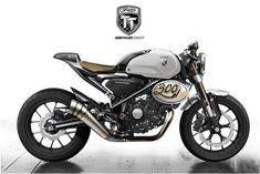 honda 300TT Cafe Racer Concept