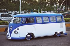 VW Bus  # lowered # clean restoration # classic  ♠... X Bros Apparel Vintage Motor T-shirts, Volkswagen Beetle & Bus T-shirts, Great price… ♠