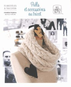 Pulls et accessoires au tricot - Aurélie Tixier