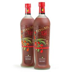 Young Living NingXia Red antioxidant drink