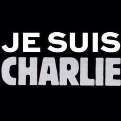 I AM CHARLIE!! Freedom of Speech Forever!!!
