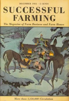 Covers of Christmas past   Living the Country Life
