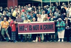 Can you imagine serving 26 years in prison for not harming anyone, simply because you had HIV? Watch and learn.
