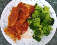 Debbi Does Dinner... Healthy & Low Calorie: Chicken Cacciatore - 17 Day Diet - Day 6