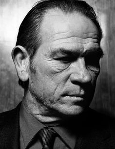 Tommy Lee Jones - American actor and film director. Photo by Vincent Lignier