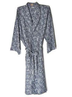 3c47f7a894 4XL Robes For Men Big Blue Sleepwear - CJ1838T4W5C