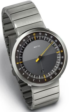 Botta UNO 24 Black/Stainless