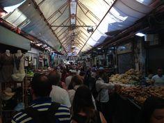 Machane Yehuda market, Jerusalem