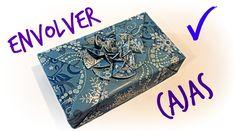 Como envolver regalos fácil. how to wrap gifts easy.