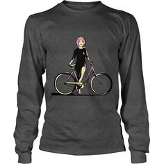 Bicycle girl cool T-Shirts  #gift #ideas #Popular #Everything #Videos #Shop #Animals #pets #Architecture #Art #Cars #motorcycles #Celebrities #DIY #crafts #Design #Education #Entertainment #Food #drink #Gardening #Geek #Hair #beauty #Health #fitness #History #Holidays #events #Home decor #Humor #Illustrations #posters #Kids #parenting #Men #Outdoors #Photography #Products #Quotes #Science #nature #Sports #Tattoos #Technology #Travel #Weddings #Women