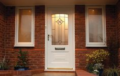 Composite Doors from Joedan is the perfect Replacement Front or Back Door for your home in Gloucester & Cheltenham - totally secure and maintenance free. View our Composite Door range online. Porch Doors, Back Doors, Entrance Doors, Garage Doors, Composite Front Door, Door Price, Front Door Design, Sliding Doors, French Doors