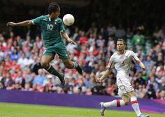 Mexico vs Switzerland, Group B - Soccer Slideshows   NBC Olympics