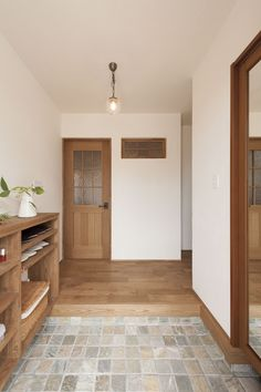 Arch House, House Entrance, Japanese Style House, Hall Flooring, House Construction Plan, My Ideal Home, Pinterest Home, Entry Way Design, House Color Schemes