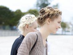 pretty #braids #hair
