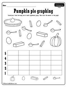 Free printable THANKSGIVING kindergarten activities for your math centers or Thanksgiving lesson plans. These Thanksgiving math kindergarten worksheets teach reading and making graphs. Add them to your FALL worksheets for kindergarten this year. Thanksgiving Math Worksheets, Thanksgiving Activities For Kindergarten, Free Kindergarten Worksheets, Kindergarten Lesson Plans, Graphing Worksheets, Math Centers, Spanish Alphabet, Classroom, Alphabet Coloring