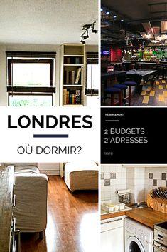 Où dormir à Londres – 2 budgets, 2 adresses - Moi, mes souliers