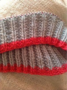 Knitting By Kaae: Sådan strikker du perlerib