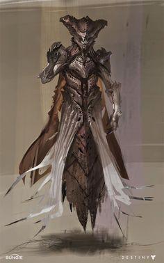 DeMita Art: Destiny Concepts